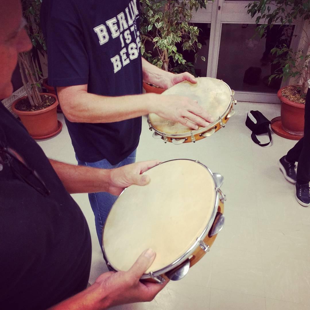 Reprise des cours de pandeiro meudon pandeiro percussions brasis ecoledesamba