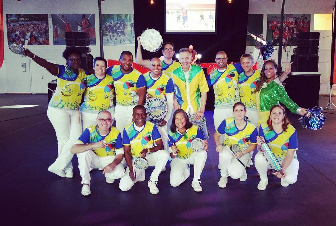 corporategames2016 corporategames puteaux brasis batucada samba