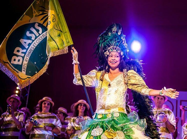 Show Brasis  la foiredeparis batucada paris samba danse capoeirahellip