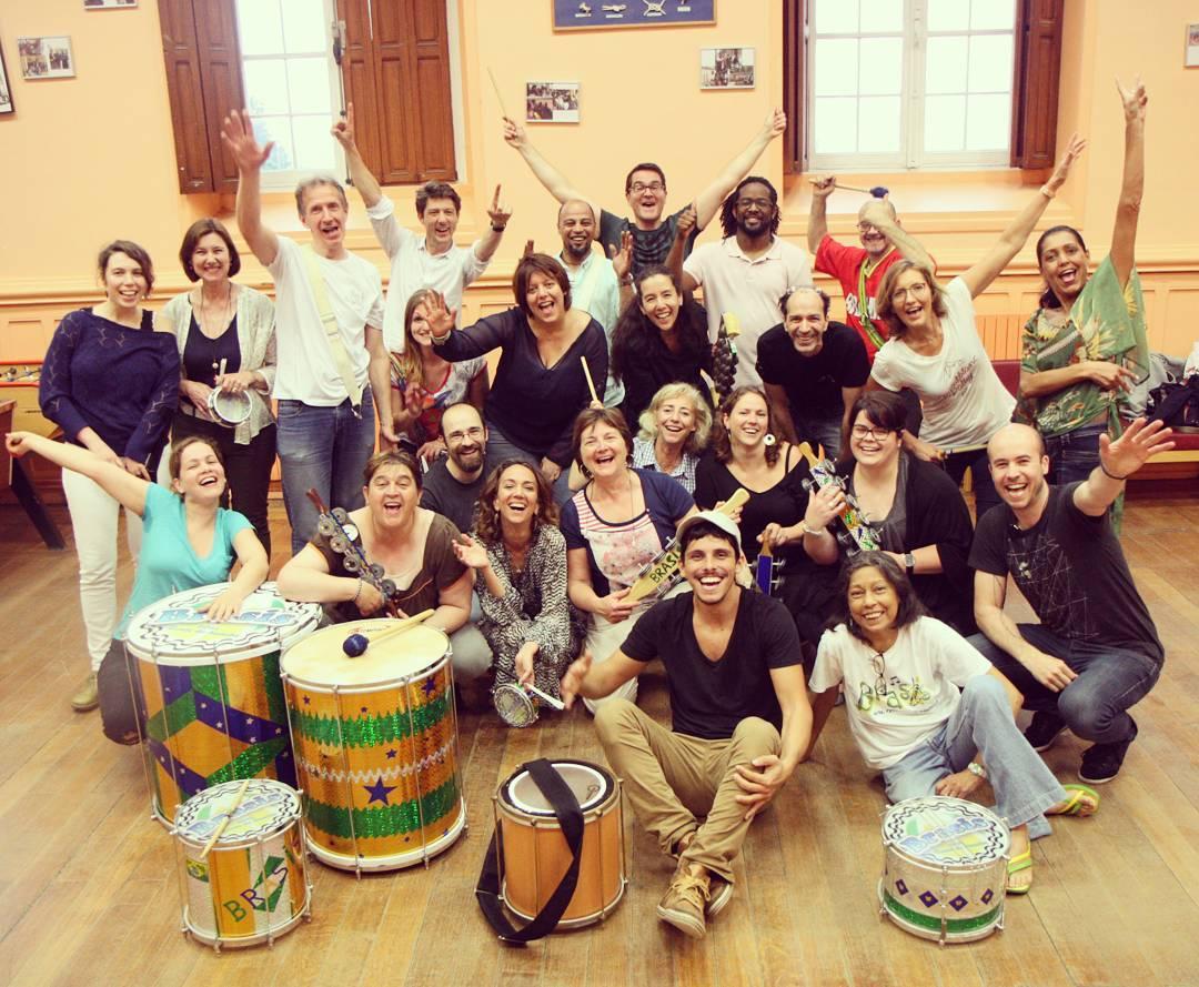workshop percussions brsiliennes gabrielpolicarpo brasis