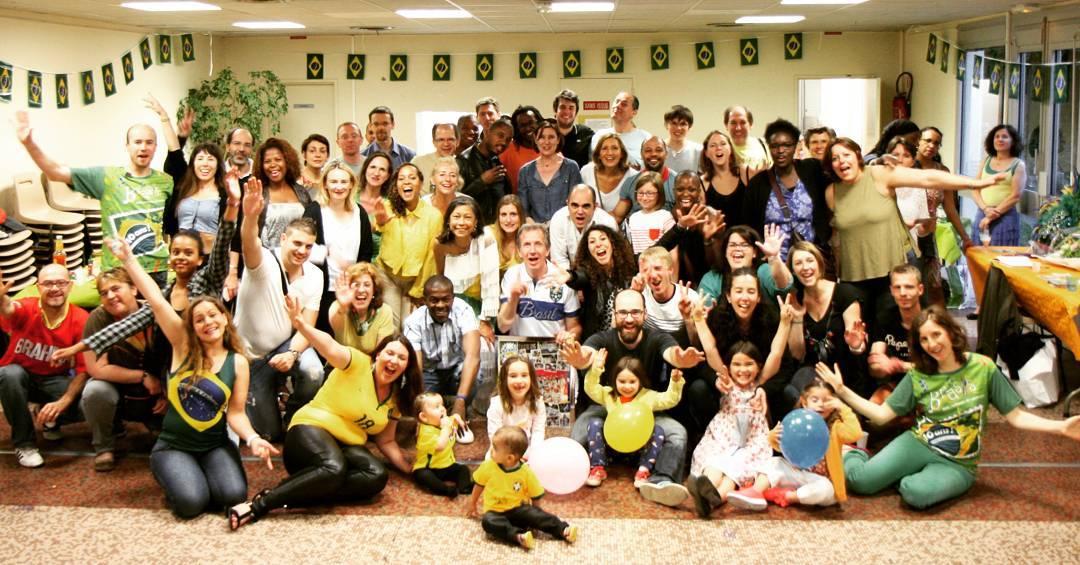 15 ans de Brasis ! brasis batucada danse ecoledesamba