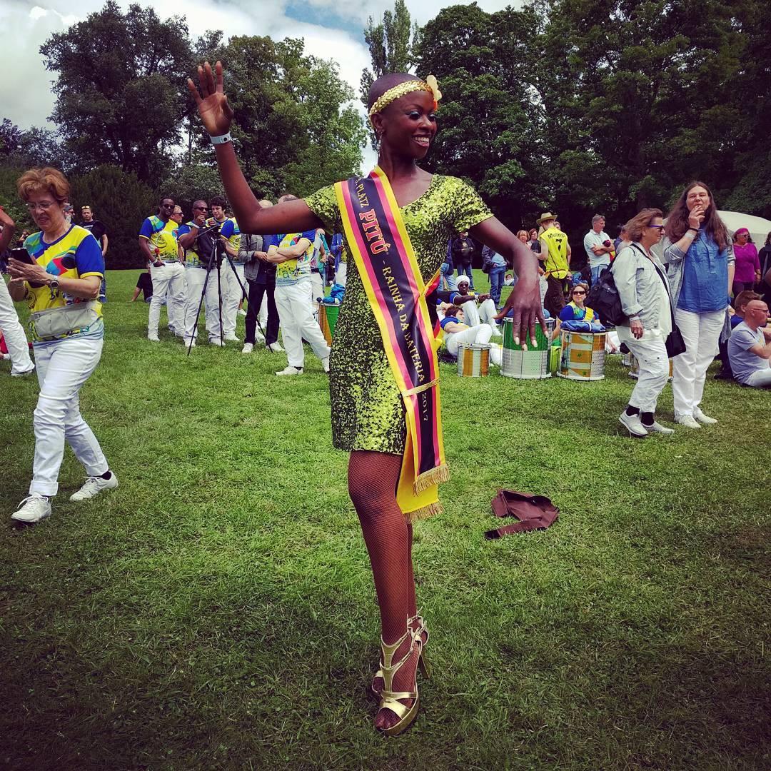 Notre Rainha lindahsamba brasis coburg samba festival coburgsambafestival