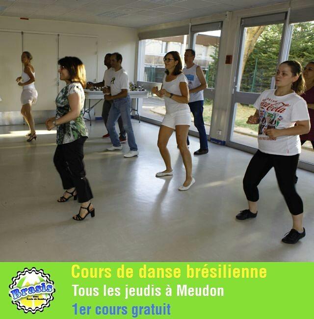 Cours de danse brsilienne  partir de la semaine prochainehellip